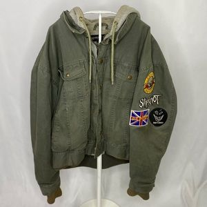 Marino Bay Patches Sex Pistols Slipknot Jacket